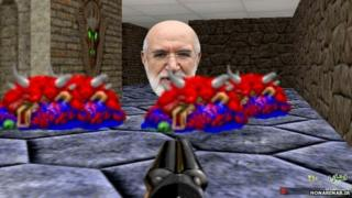 Image from the video game Return of Mokhtar