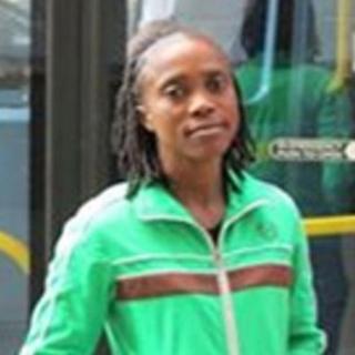 Mami Konneh Lahun, 24, from Sierra Leone,