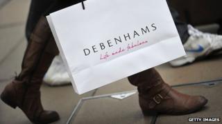 Debenhams bag