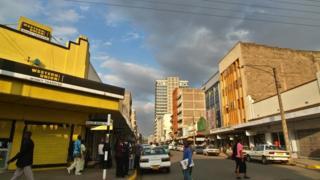 Western Union Nairobi