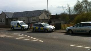 Coatbridge shooting