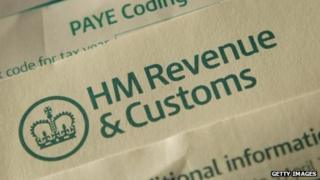 HM Revenue & Customs logo