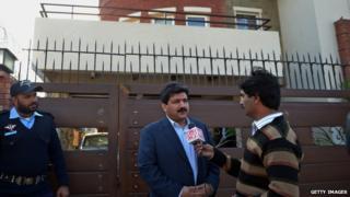 Hamid Mir (26 November 2012)