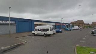 Haldane shops