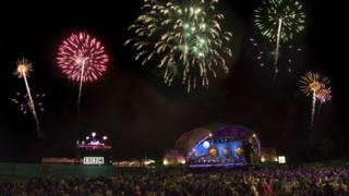 BBC Proms in the Park at Singleton Park
