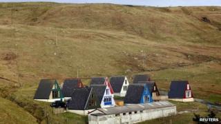 Shetland housing