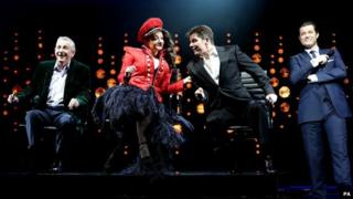 X Factor musical I Can't Sing!