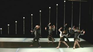 Diversions dance company in action