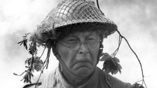 Clive Dunn as L/Cpl Jones in Dad's Army
