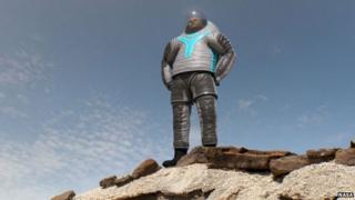 Z-2 space suit