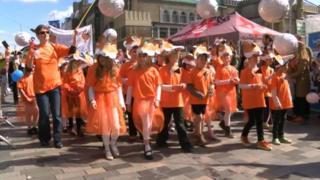 Children's Parade 2014