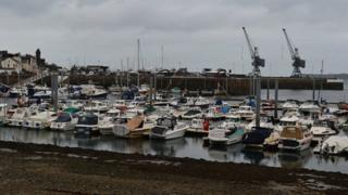 St Sampson's Harbour