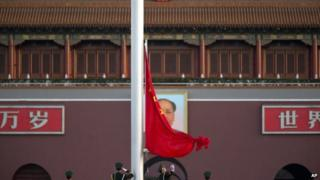 File photo: Tiananmen Square in Beijing, China