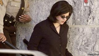 Monica Lewinsky enters a Maryland courthouse in December 1999.