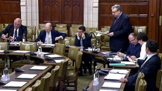 The A47 debate was held at Westminster Hall on Tuesday
