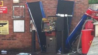 Cash machine in St George