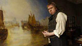Still from Mr Turner