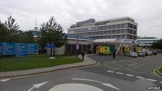 University Hospital Aintree