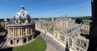Oxford university international strategy