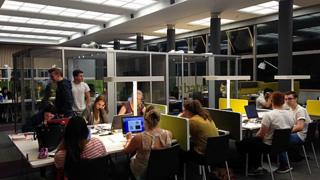 Reading University library