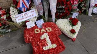 Tribute from Lee Rigby's family