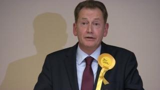Liberal Democrat MEP Sir Graham Watson