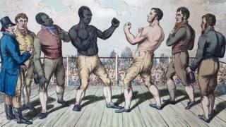 Molineaux versus Cribb