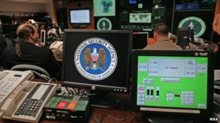 NSA office
