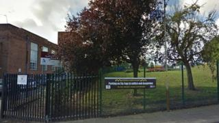 Parks Primary School, on New Parks Crescent, in Leicester
