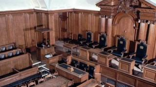 Old Bailey Court No 1