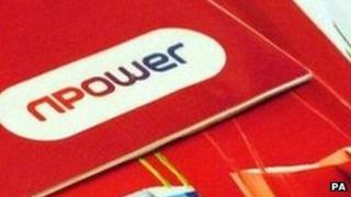 Npower paperwork