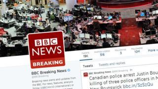 BBC Breaking
