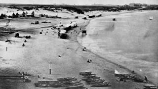 Longsands in 1877