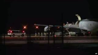 Lackland Air Force Base in San Antonio