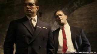 Tom Hardy in Legend