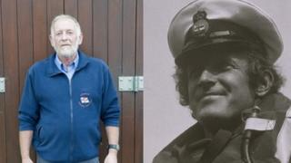 David Williams - then and now