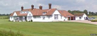 Aldeburgh Golf Club