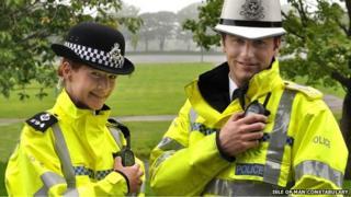 Isle of Man police