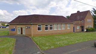 Corsham Police Station, in Priory Street