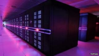 Tianhe-2 supercomputer