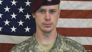US Army Sergeant Bowe Bergdahl is pictured in this undated handout photo provided by the U.S. Army and received by Reuters 31 May 2014