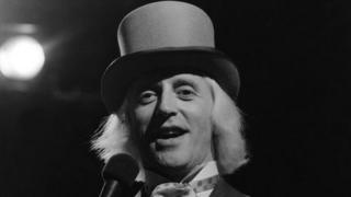 Jimmy Savile in the 1960s