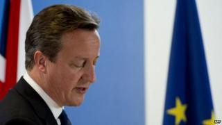 David Cameron, 27 June