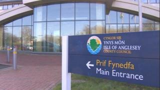 Anglesey council headquarter, Llangefni
