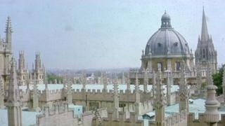 Oxford skyline (generic)