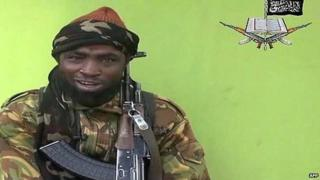 Abubakar Shekau- picture from social media