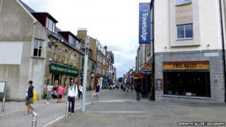 Fort William High St