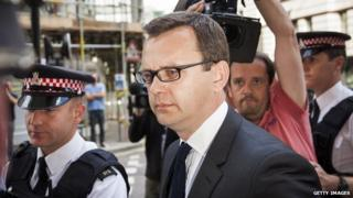 Andy Coulson sentencing