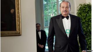 Billionaire Carlos Slim