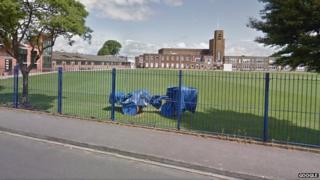 King Edward VI School in Southampton